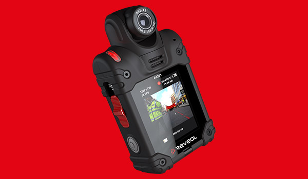 <br><br>Introducing the RS2-X2 body camera