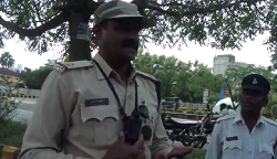 Traffic Officers in Chhattisgarh, India, Pioneer Reveal Body Cameras