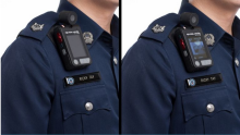 Singapore Police enjoy their Reveal body cameras