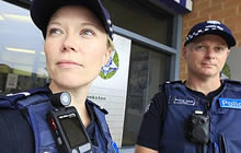 """Reveal body cameras making a """"big difference"""" in Australia"""