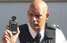 """Reveal body cameras are the new """"weapon"""" for PSNI"""